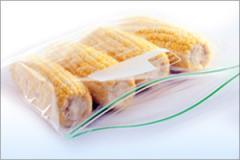 Press to Close Freezer Bags