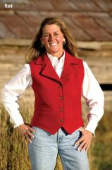 Ladies Cattle Baron Vest
