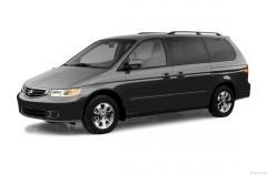 2007 Honda Odyssey EX-L w/DVD RES Van Passenger