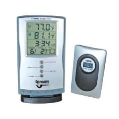Wireless LCD Thermometer