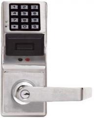 Trilogy weatherproof digital electronic lock and