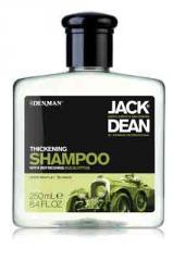 Jack Dean Shampoos & Bodywash
