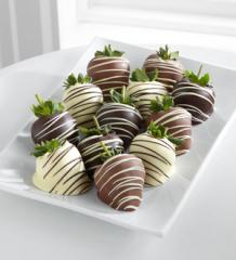 Golden Edibles™ Classic Belgian Chocolate Covered