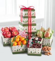 Make It Merry Fruit Tower