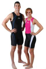 Triathlon Competition Skin Suits
