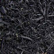Bagged Dyed Mulch - Black