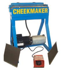 Powered Cheek Bender for HVAC & Sheet
