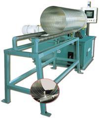 PROFAB Model 2010 Spiral Pro Pipe Machine