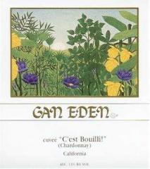 Gan Eden Cuvee C'est Bouilli! Wine