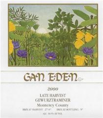Gan Eden 2000 Late Harvest Gewurztraminer Wine