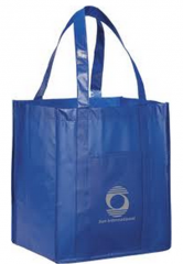 Athena Laminated Tote Bag