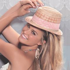 Bendito Valle Del Loira Fedora Hat