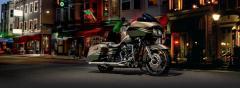 CVO™ Road Glide Custom Motorcycle