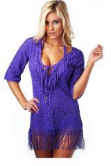 Fig Crochet Tunic