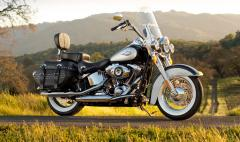 Heritage Softail® Classic Motorcycle
