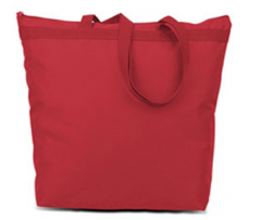 Liberty Bags Zippered Tote Bag