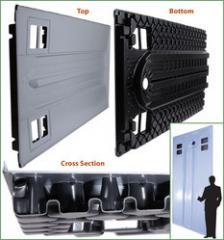 Medical Structural Flooring System