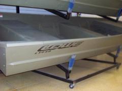 2011 Power Jon Boat L1448T Boat