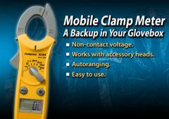 Swivel Head Clamp Meter - SC54