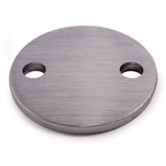 "Stainless Steel Disc 3 15/16"" Dia. x"
