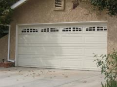 Ranch Garage Doors - Long Panel