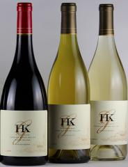 HKG Estate Vineyard Wines Sampler 2