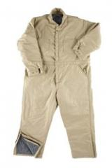 Insulated Flame-Resistant Coveralls