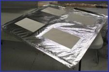 Flight Hardware - Acoustic Blanket