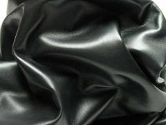 Baby Lamb Black Leather