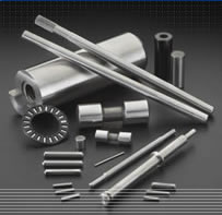 Pins, Rollers, Shafts