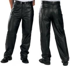 Xelement Men's Classic Loose Fit Leather