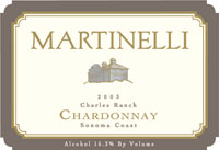 Charles Ranch Chardonnay Wine