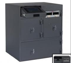 CMS 9623 Series Smart Safe