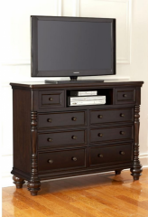 Fox Run HD TV Media Chest