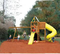 Custom Ready to Build Playground Sets