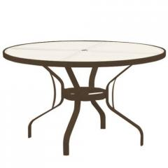 "Tropitone 500048 48"" Round Dining Table"