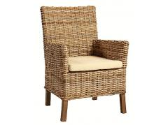 Madison Rattan Arm Chair