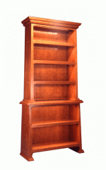 The Cherry Bookcase