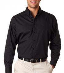 Men's Performance Poplin Shirt