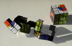 Magic Elastic Cube