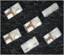New Ultra-miniature 2.45GHz Antenna