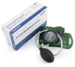DURASHOCK® heavy-duty, integrated blood pressure