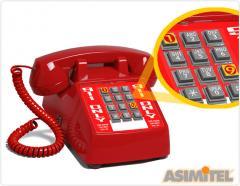 Asimitel Pandu Single-Line Dedicated 911 Desk
