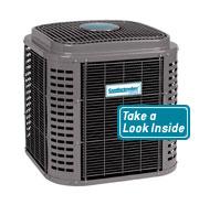 Comfortmaker® SoftSound® SXT+ Two-Stage Heat Pumps