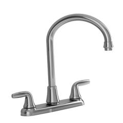 Wesley Dual Control Kitchen Faucet without spray