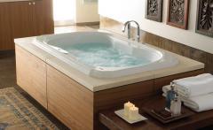 Hydrotherapy Spa Bath