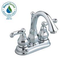 Dazzle Two-Handle Centerset Bathroom Faucet