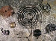 Flat Spiral Springs / Power Springs