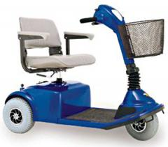 Victory® Full-Sized Luxury Scooter