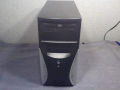 Intel Celeron D Tower PC 2.53ghz 1gb Ram 40gb Hdd